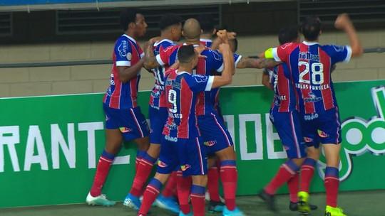 Escalado por 11 times no Cartola FC, Arthur Caíke brilha com gol e é maior pontuador do Bahia