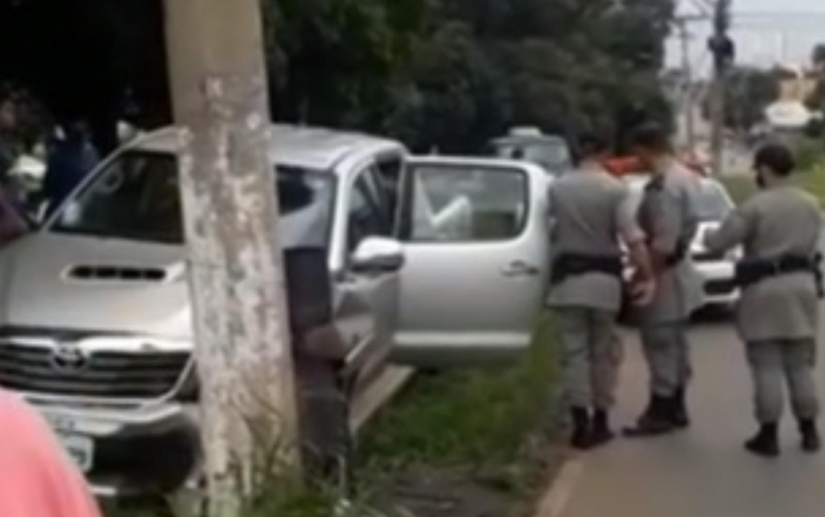 Família é feita refém durante assalto a residência em Anápolis