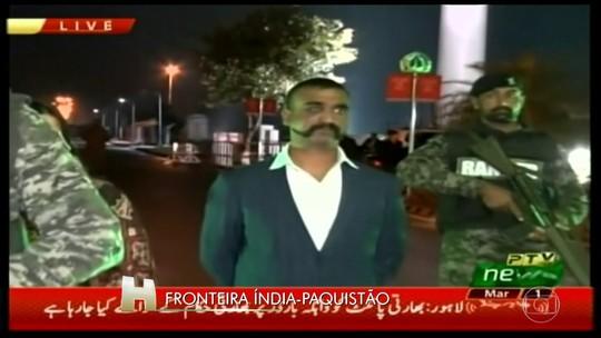 Paquistão liberta piloto indiano capturado em seu território