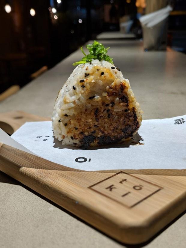 Oniguiri: aprenda receita fácil do clássico bolinho de arroz japonês (Foto: Divulgação)