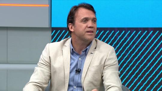 "Petkovic avalia cobrança de falta de Gustavo Scarpa contra o Grêmio: ""Indefensável"""