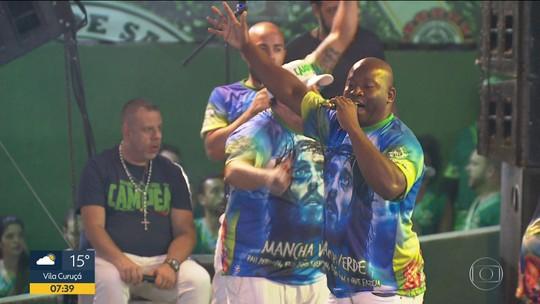 Mancha Verde divulga tema do samba para o Carnaval 2020
