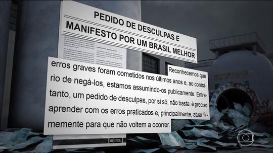 Andrade Gutierrez pede desculpas por corrupção e vai pagar R$ 1 bilhão