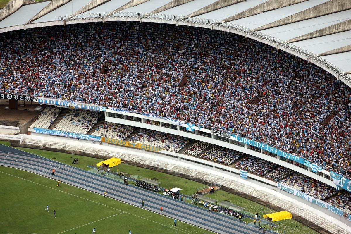 6e6312bb96 Acabou  Paysandu confirma fim da venda de ingressos para final da Copa  Verde