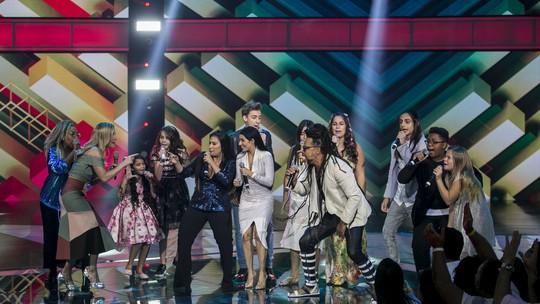 'The Voice Kids': apresentações emocionantes agitaram a semifinal