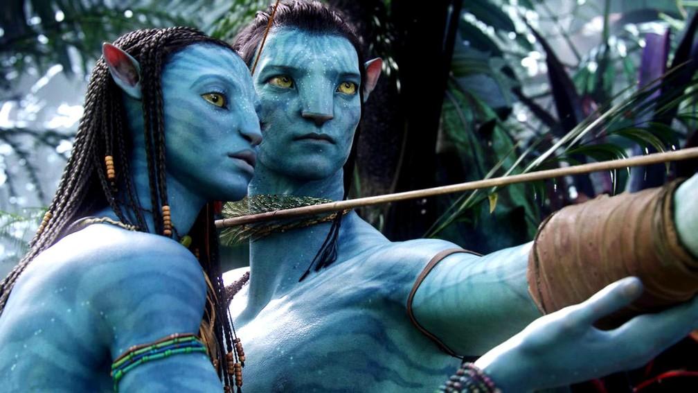 Cena de 'Avatar' — Foto: Divulgação