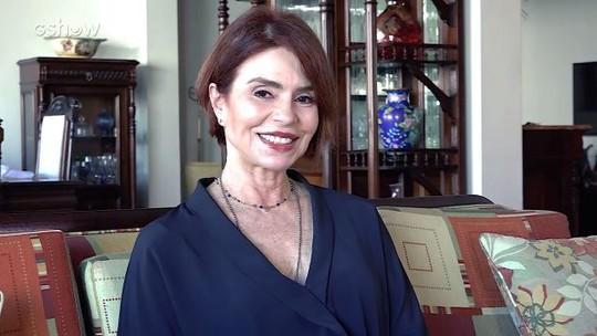 Françoise Forton diz que gosta de cozinhar no Natal