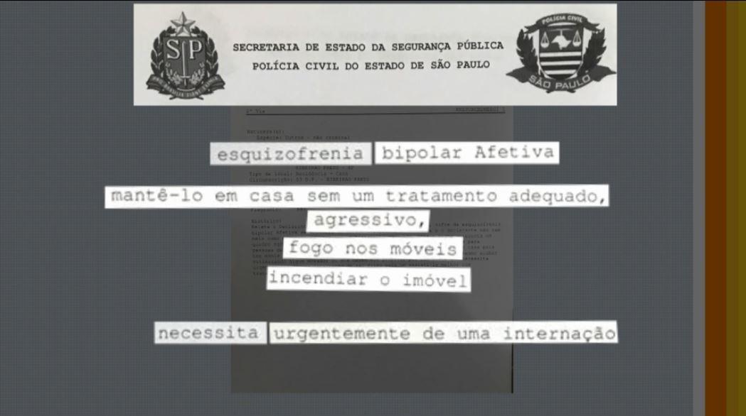 Sem vaga em Ribeirão Preto, mãe recorre à polícia por internação de filho com doença mental  - Noticias