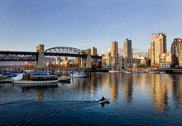 Vancouver, Canadá (Foto: Robert Giroux/Getty Images)