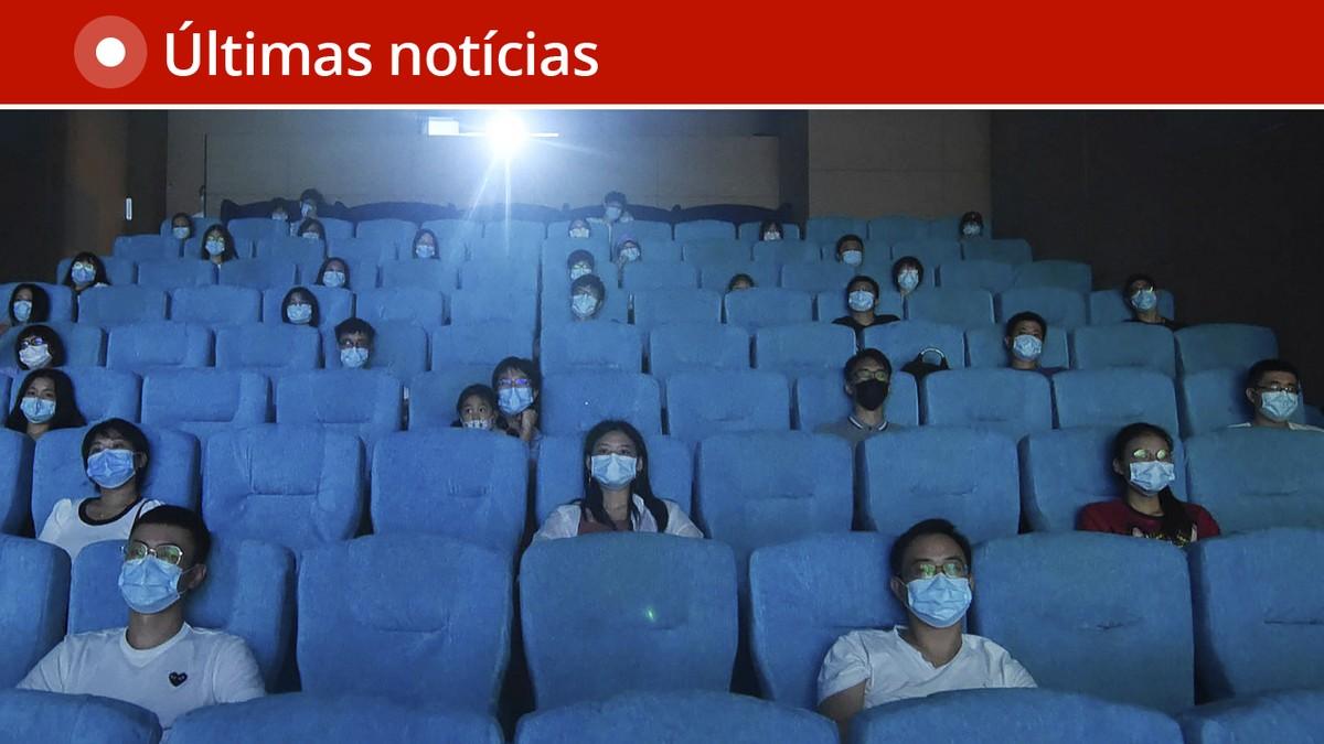 Cinemas começam a reabrir na China após passarem 6 meses fechados por causa do coronavírus | Cinema