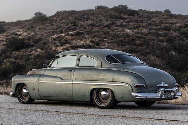 Mercury 1949 elétrico (Foto: Divulgação)