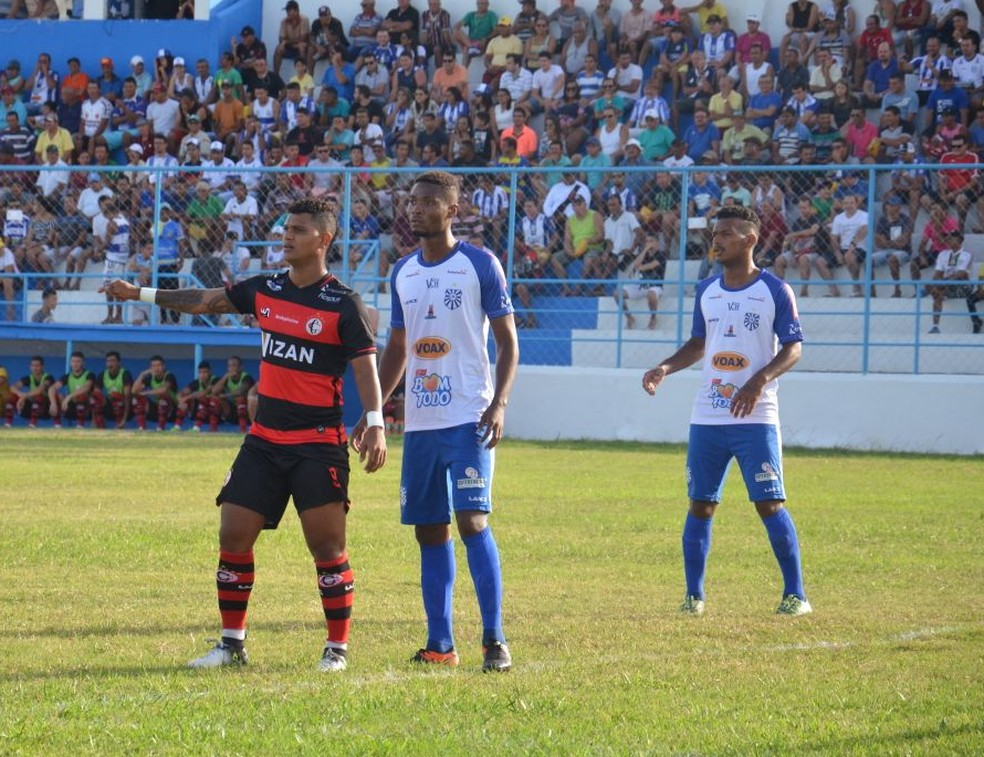 Muller Fernandes é o artilheiro do Campinense no estadual com 4 gols (Foto: Samy Oliveira/Campinense)