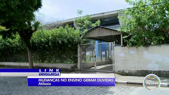 Estado quer passar gestão de duas escolas estaduais à prefeitura em Atibaia