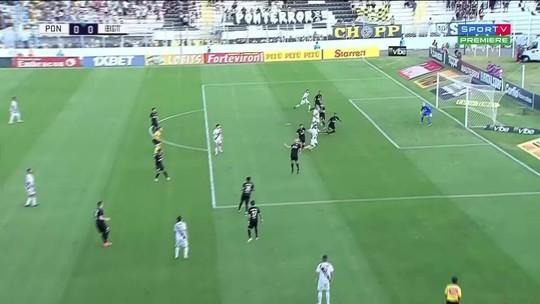 VÍDEO: Veja os melhores momentos do jogo no Moisés Lucarelli