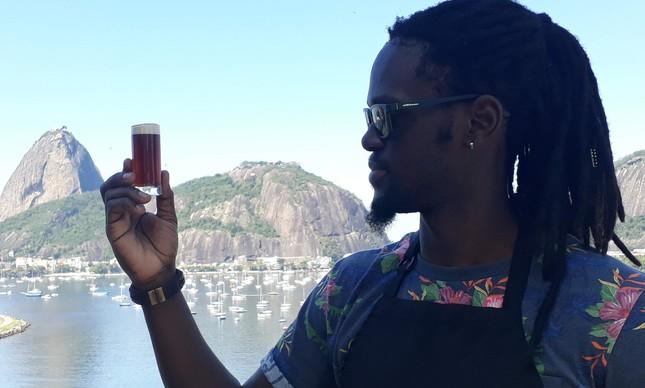 Mag Black é a criação de Thiago Jamaica