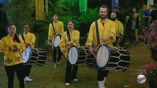 Festival Tanabata movimenta Araraquara com apresentações e gastronomia japonesa