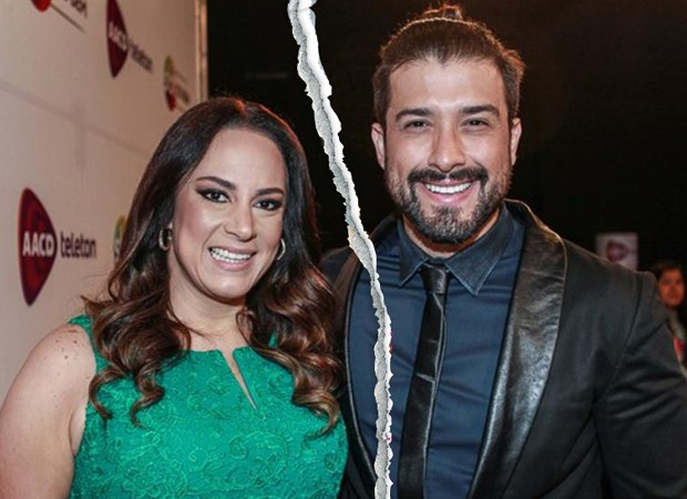 Silvia Abravanel e Edu Pedroso (Foto: Raphael Castello/AgNews)