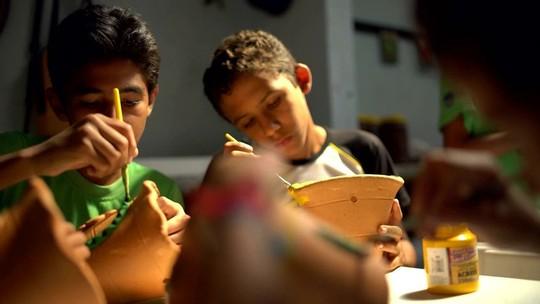 Projeto Verde Vida oferece formação educacional para as crianças