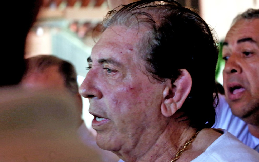 O médium João de Deus, acusado de abuso sexual — Foto: Ernesto Rodrigues/Estadão Conteúdo