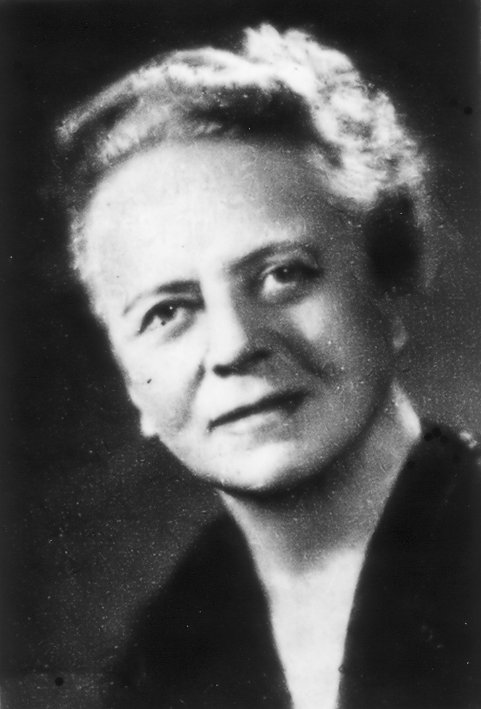 A cientista Ida Noddack (Foto: Wikimedia Commons)