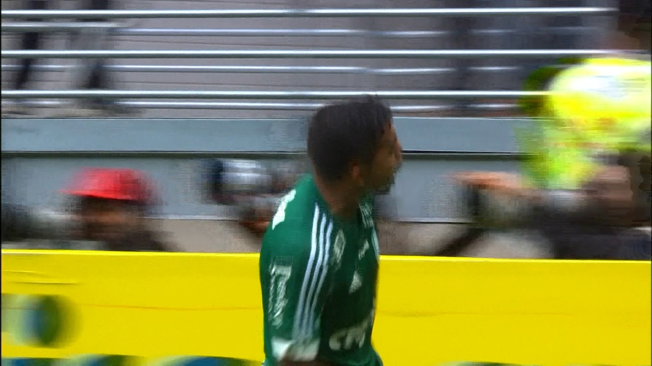 Palmeiras 3 x 3 Corinthians (2015)