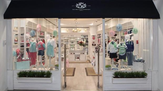 Metro Kids Company é uma rede de moda para crianças (Foto: Divulgação)