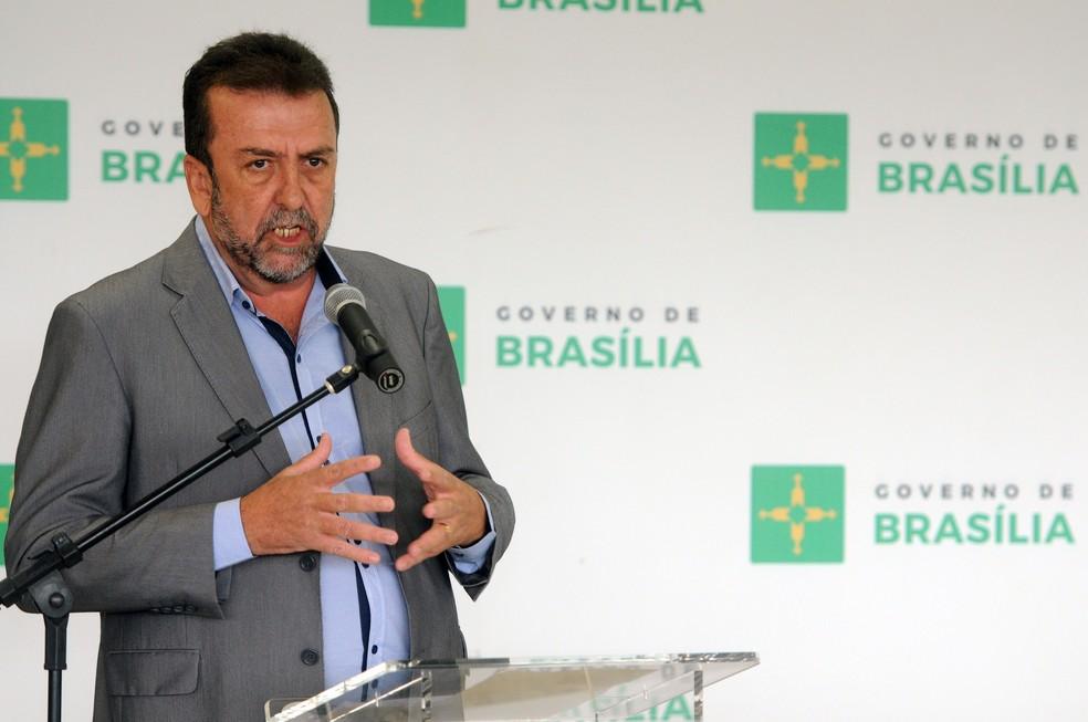 Vice-presidente da Câmara Legislativa do Distrito Federal, deputado Juarezão (PSB) — Foto: Gabriel Jabur/Agência Brasília