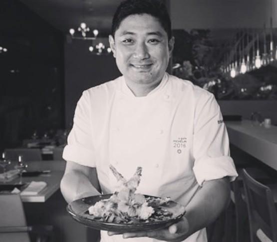 O chef Anderson Haruo, do Toy Sushi (Foto: Reprodução)