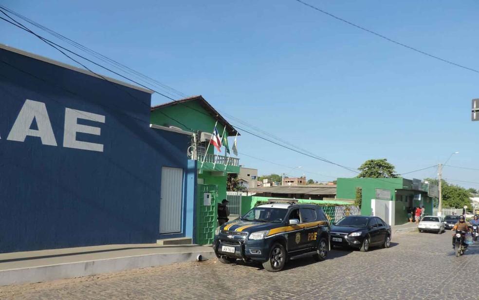 Operação foi deflagrada nesta quinta-feira (26) em Correntina, oeste da Bahia (Foto: Arquivo Pessoal)