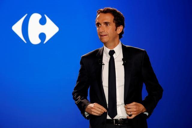 Alexandre Bompard, CEO do Carrefour