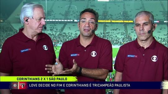 "Noriega pede frieza para analisar final do Paulista: ""Estadual nunca serve como parâmetro"""