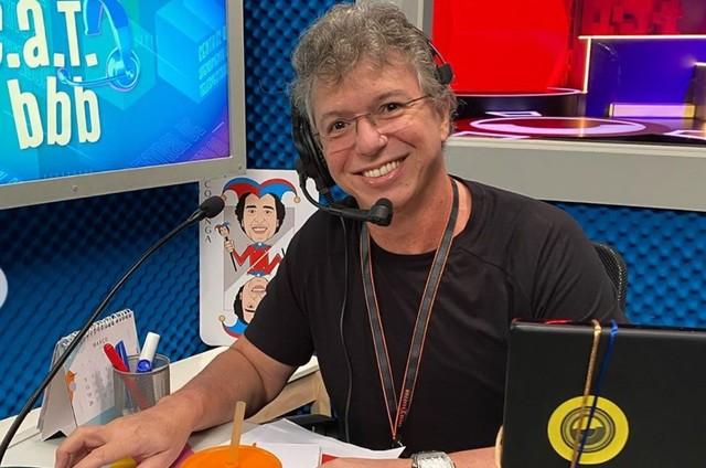 Boninho, diretor do 'Big Brother' (Foto: Reprodução/Instagram)