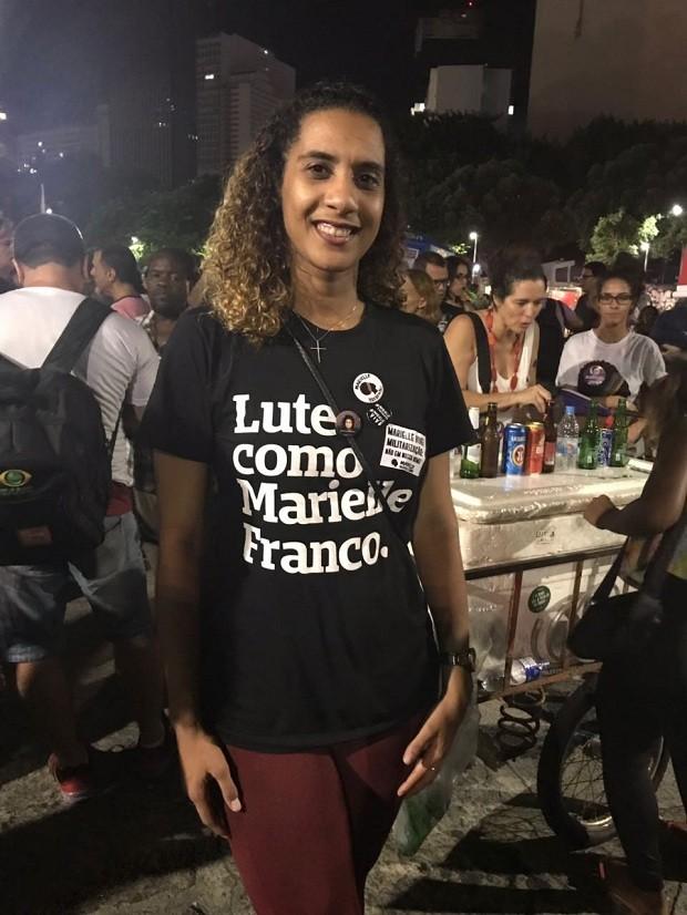 Anielle Franco (Foto: Kamille Viola)