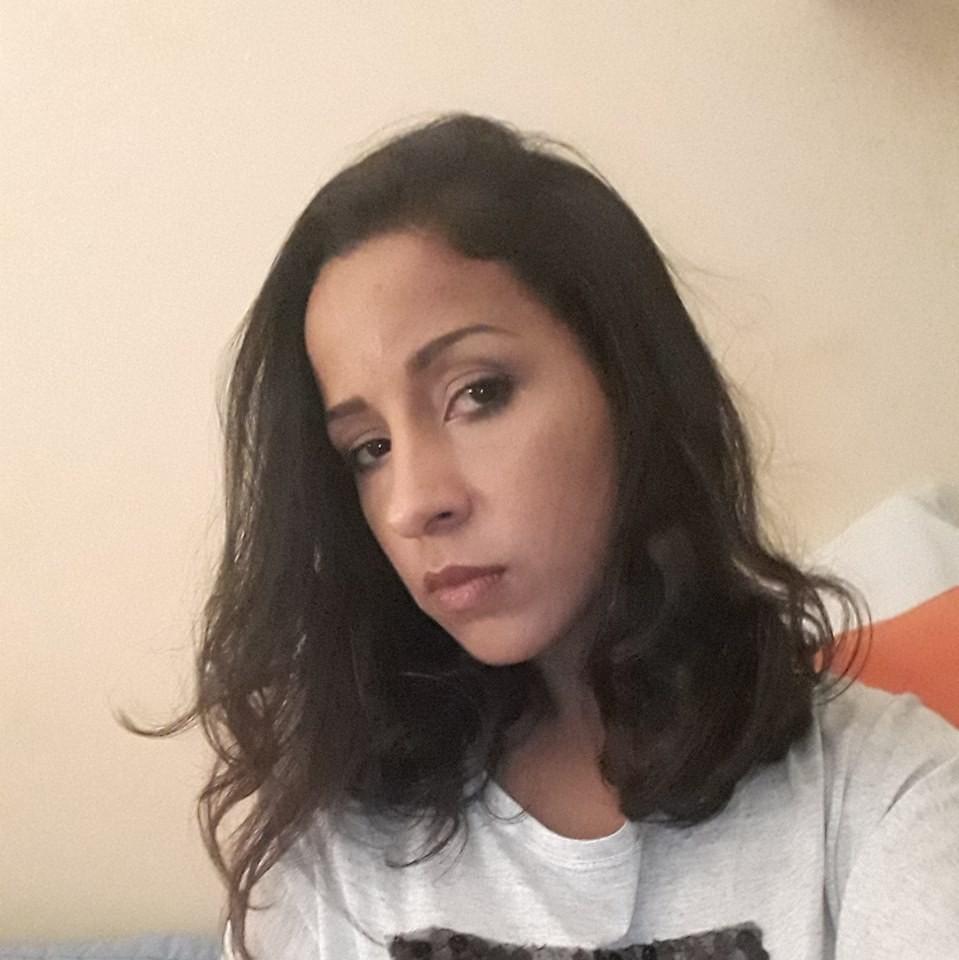 Marina Gomes (Foto: Reprodução Facebook)