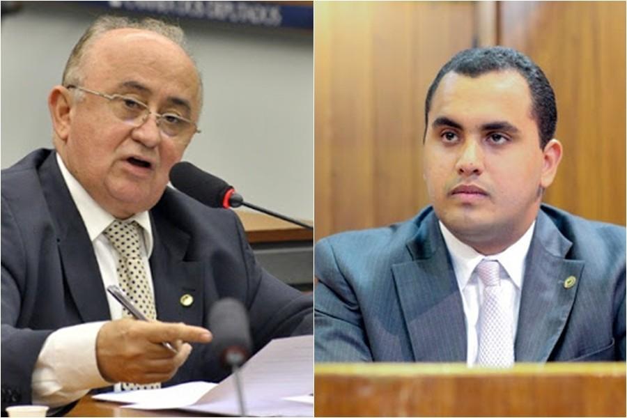 Deputado federal Júlio César e o filho Georgiano Neto são transferidos para São Paulo