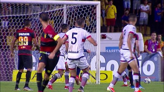 Melhores momentos de Sport 1x1 Atlético-GO pela 19ª rodada da Série B