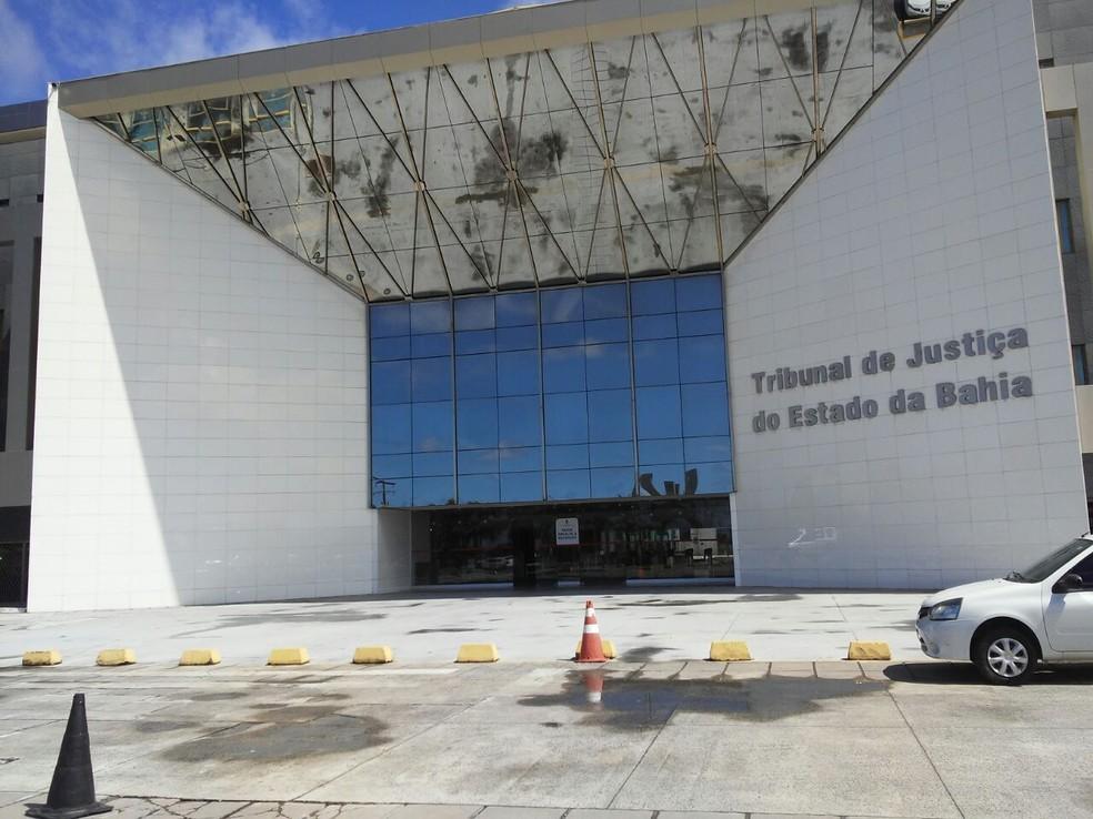 Decisão foi divulgada pelo Tribunal de Justiça da Bahia  (Foto: Henrique Mendes/G1)