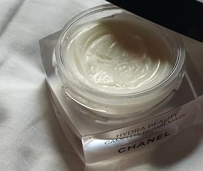 Resenha: Máscara Facial Camellia Repair Hydra Beauty, Chanel