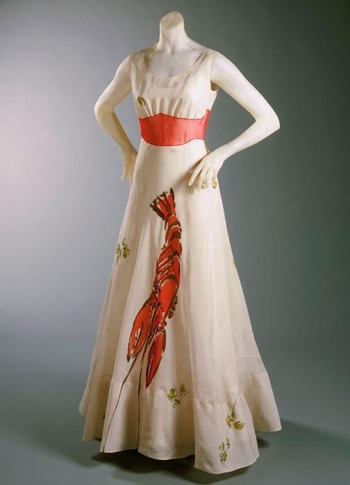 """Lobster Dress"""
