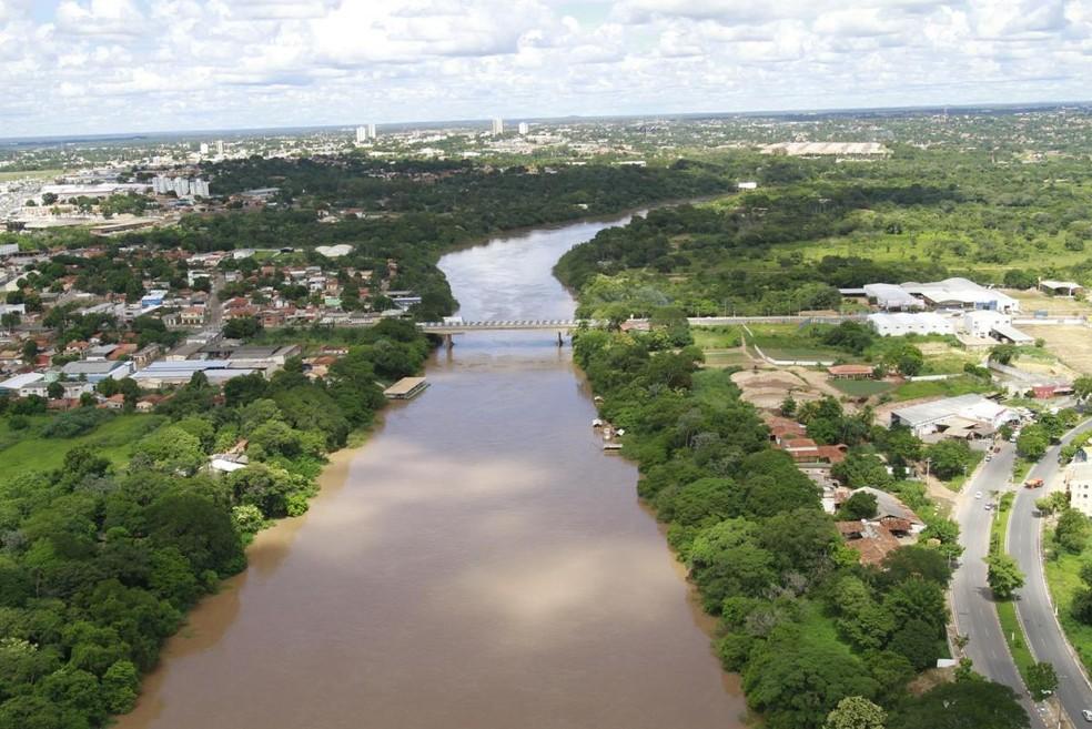 Projeto de Lei altera inciso que proíbia novos desmatamentos nas margens do Rio Cuiabá (Foto: Secopa-MT/Divulgação)