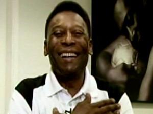 GNews - Pelé (Foto: Reprodução/GloboNews)