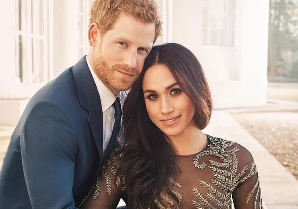 Meghan Markle e Príncipe Harry (Foto: Reprodução)