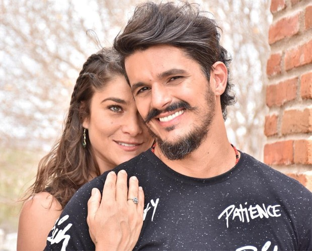 Priscila Fantin e Bruno Lopes (Foto: Felipe Souto Maior/Divulgação )