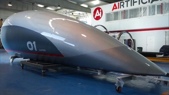 Conheça o Hyperloop, transporte que leva as pessoas em cápsulas