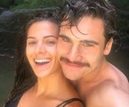 Bruna Blaschek e Nicolas Prattes | Reprodução/Instagram