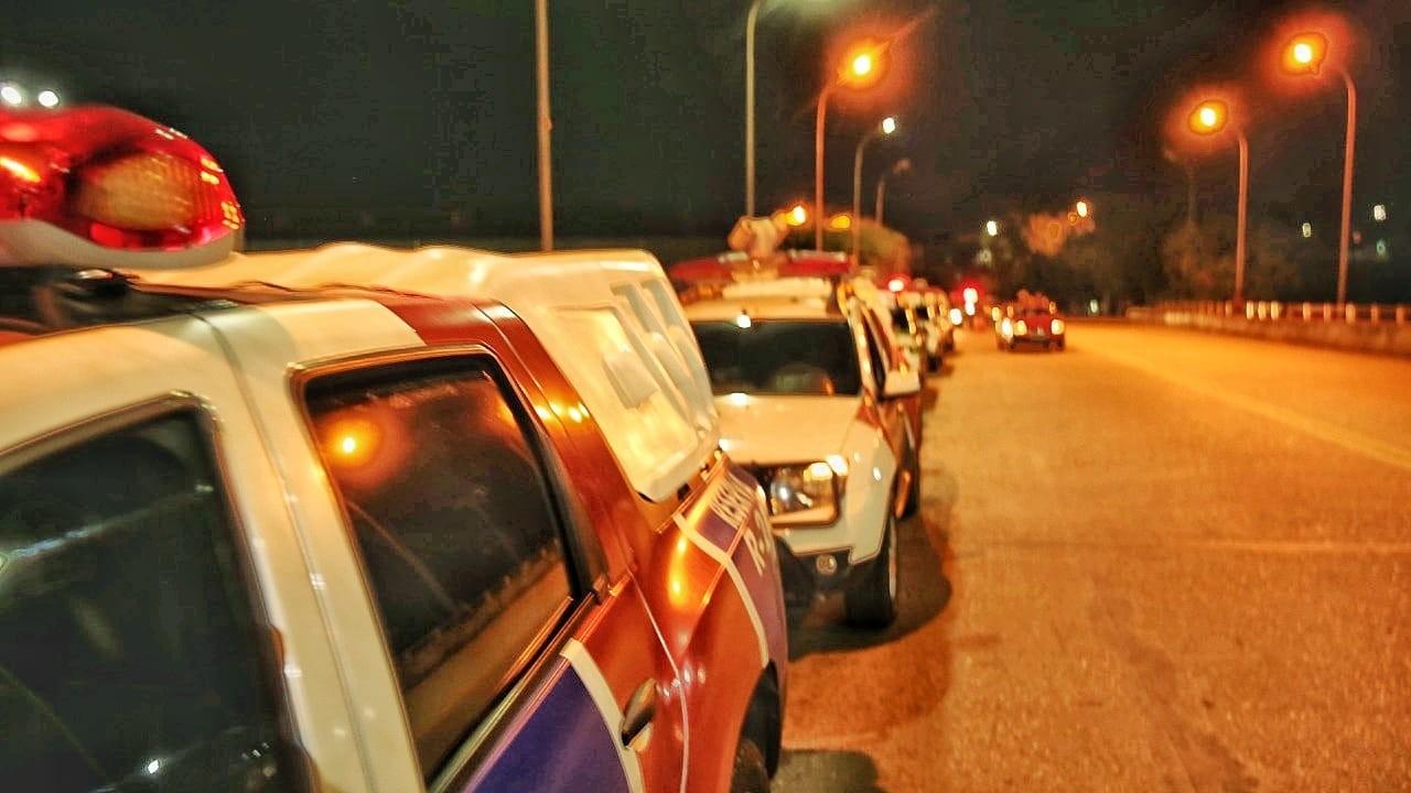 Operação autua 29 pessoas e apreende veículos irregulares em Manaus - Notícias - Plantão Diário