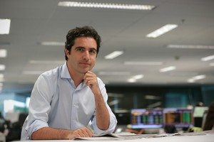Bernardo Mello Franco, colunista do GLOBO