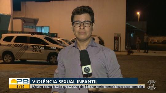 Adolescente suspeito de estuprar criança é espancado por moradores e detido em João Pessoa, diz polícia