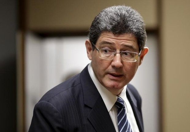 Ministro da Fazenda, Joaquim Levy, em Brasília (Foto: REUTERS/Ueslei Marcelino)