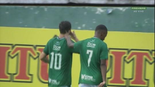 Guarani x Londrina - Campeonato Brasileiro Série B 2018 - globoesporte.com